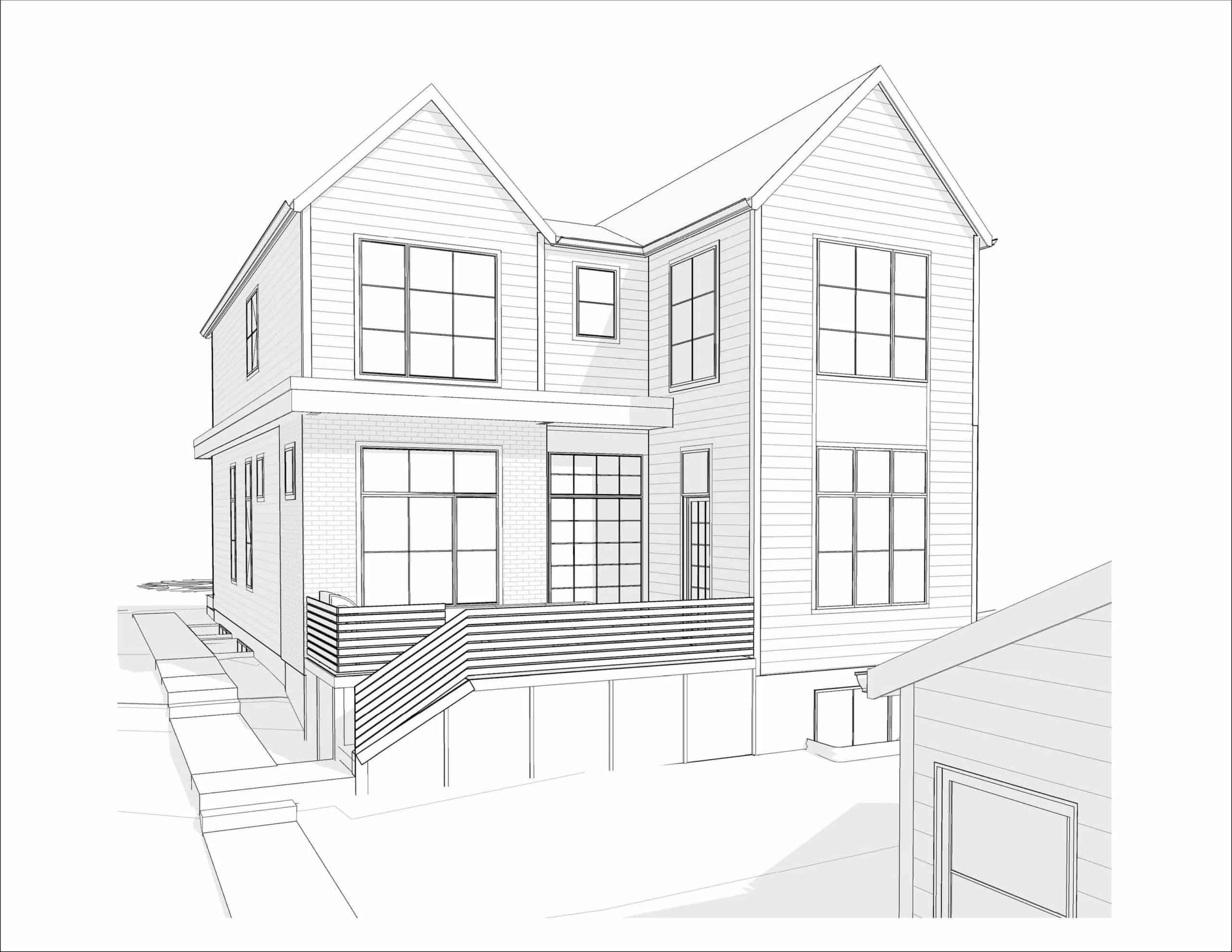 Kensington Modern Transitional dream home