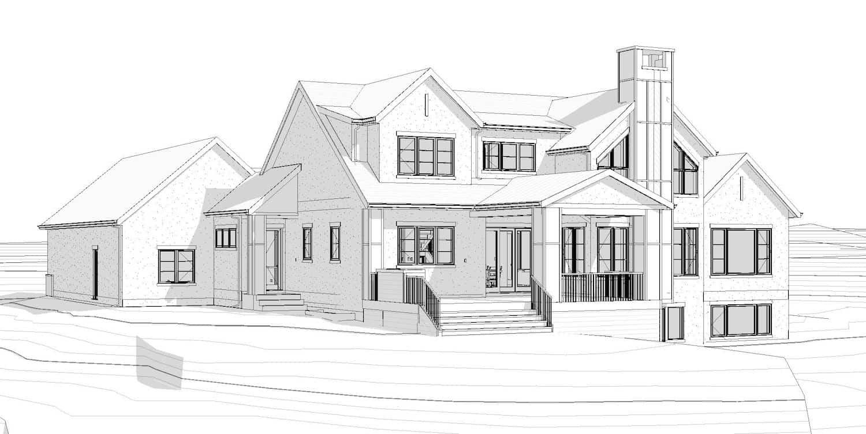 De Winton Transitional architectural design