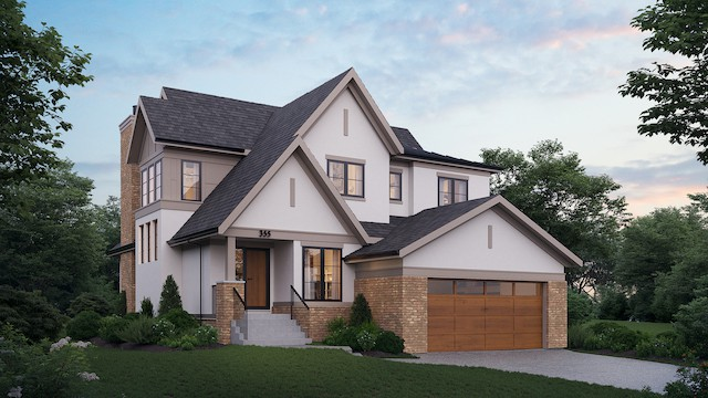 Saskatoon Traditional dream home featured