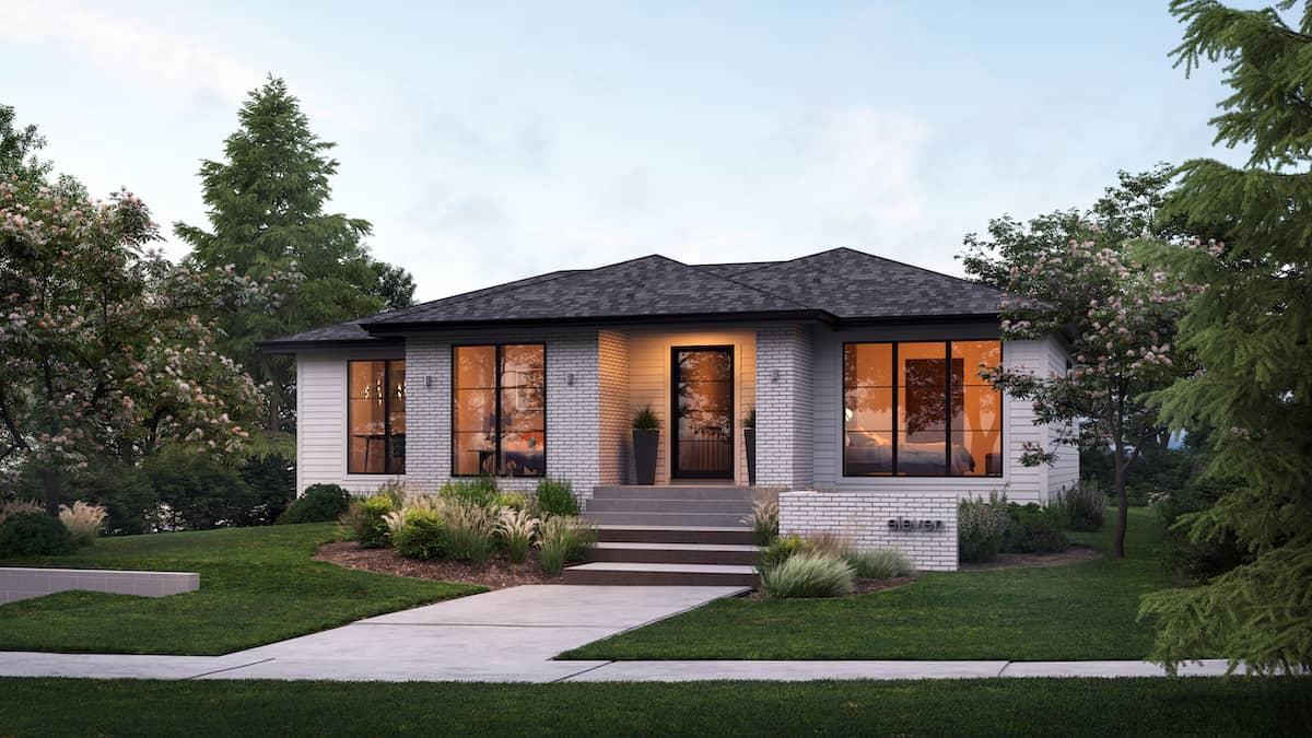 Rosemont Modern Renovation custom residential design