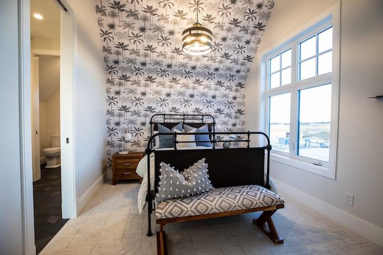 Watermark at Bearspaw - Modern Farmhouse bedroom2