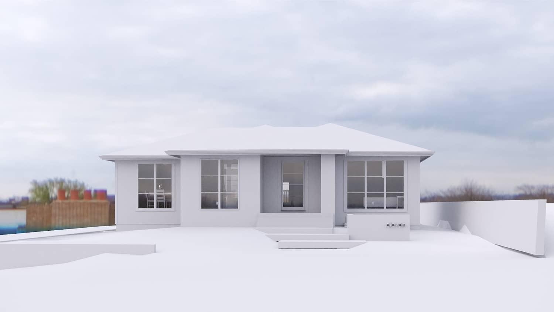 Rosemont Modern Renovation dream home