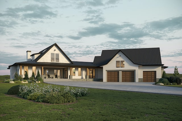 Foothills Modern Farmhouse Reno Rendering Featured