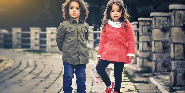 Diaz Shafer Dreamers - Photo of 2 children