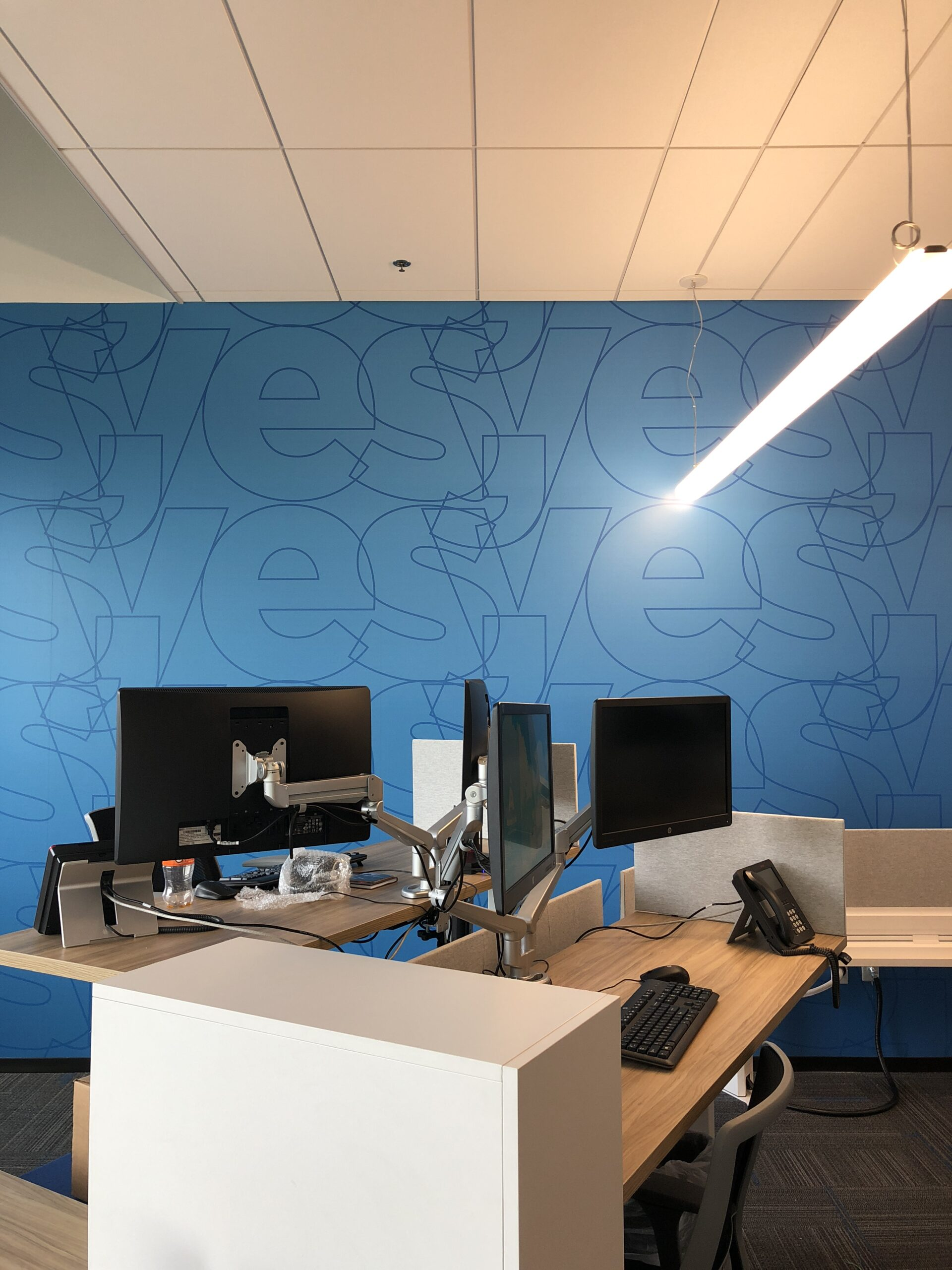 Forcade Bold Brand Culture Wall Graphics