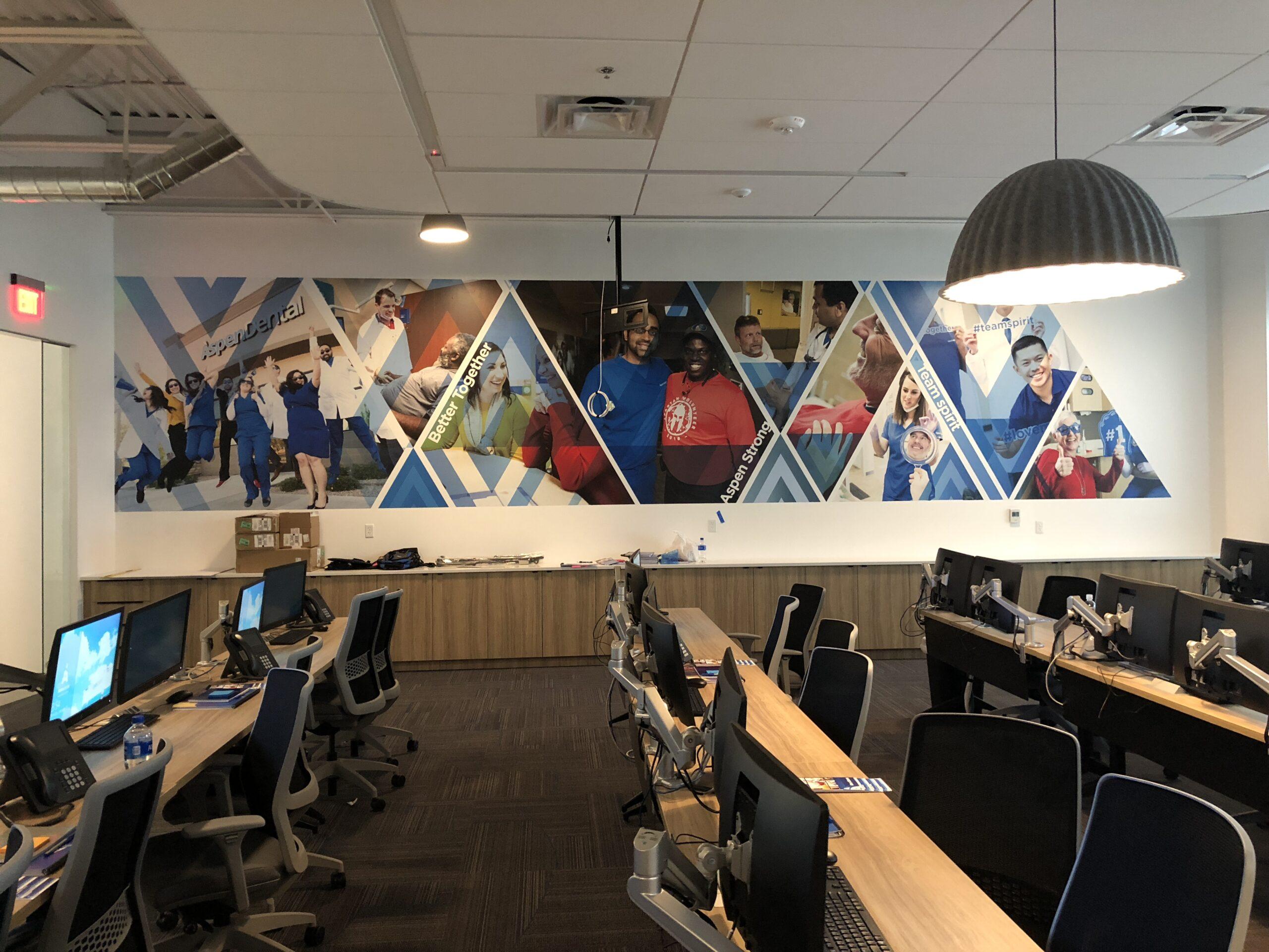 Forcade Bold Inspirational Wall Graphics
