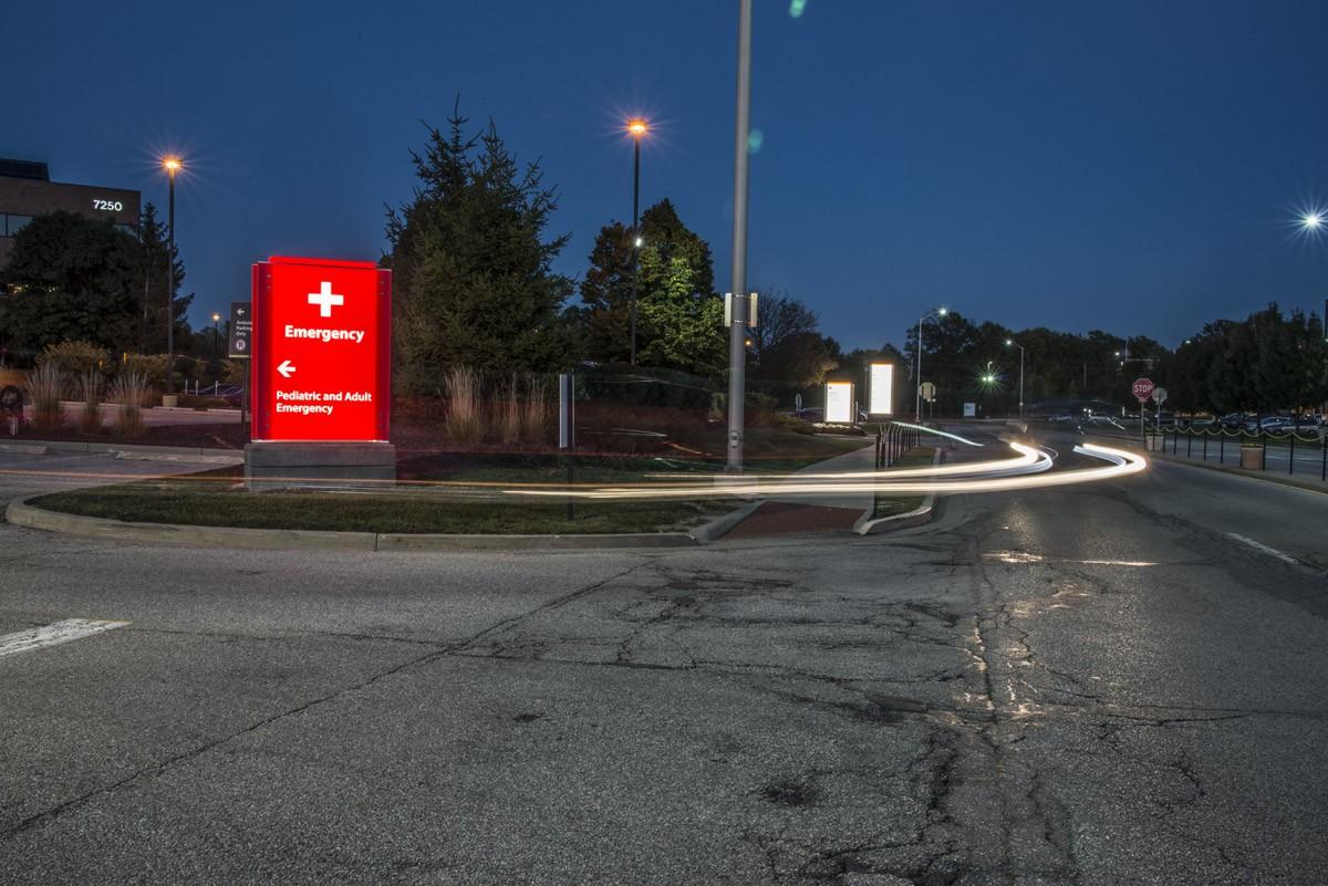 Forcade Hospital Wayfinding