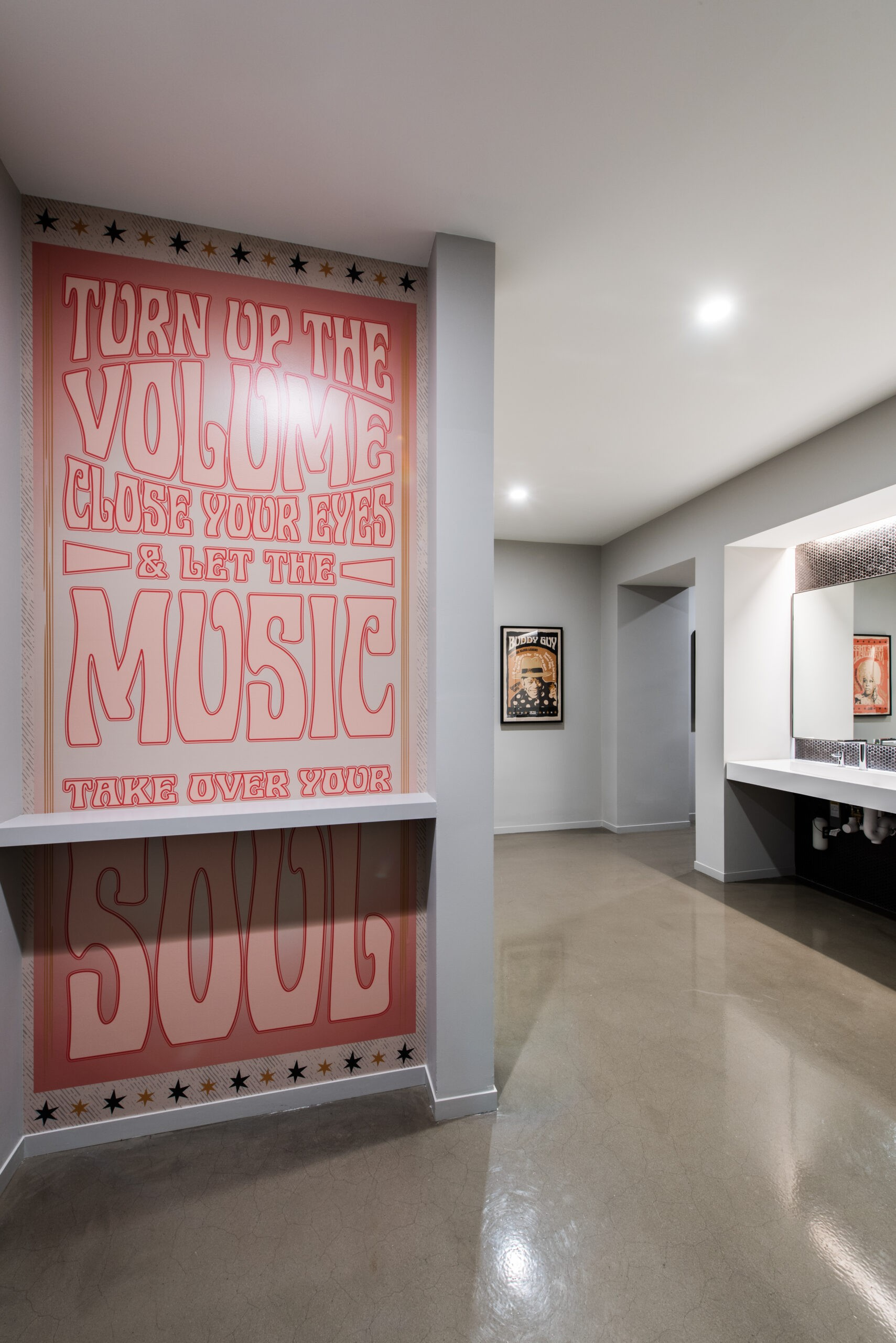 Forcade Branded Restroom Graphics