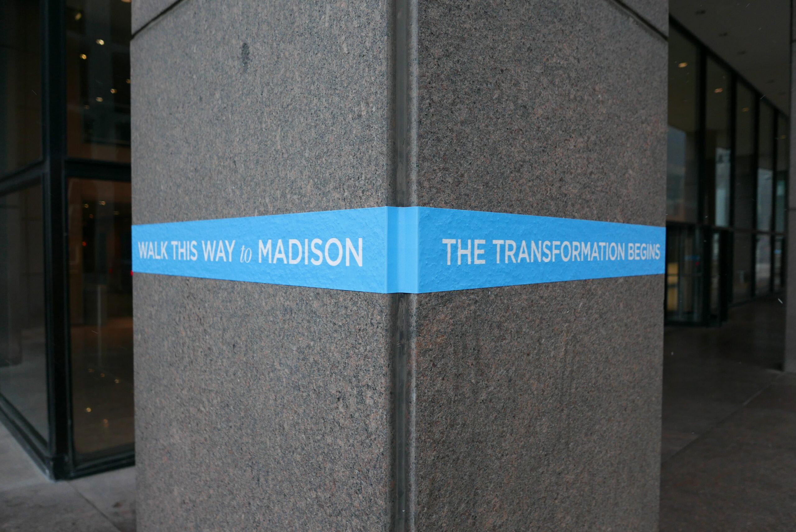 Forcade Exterior Vinyl Graphics