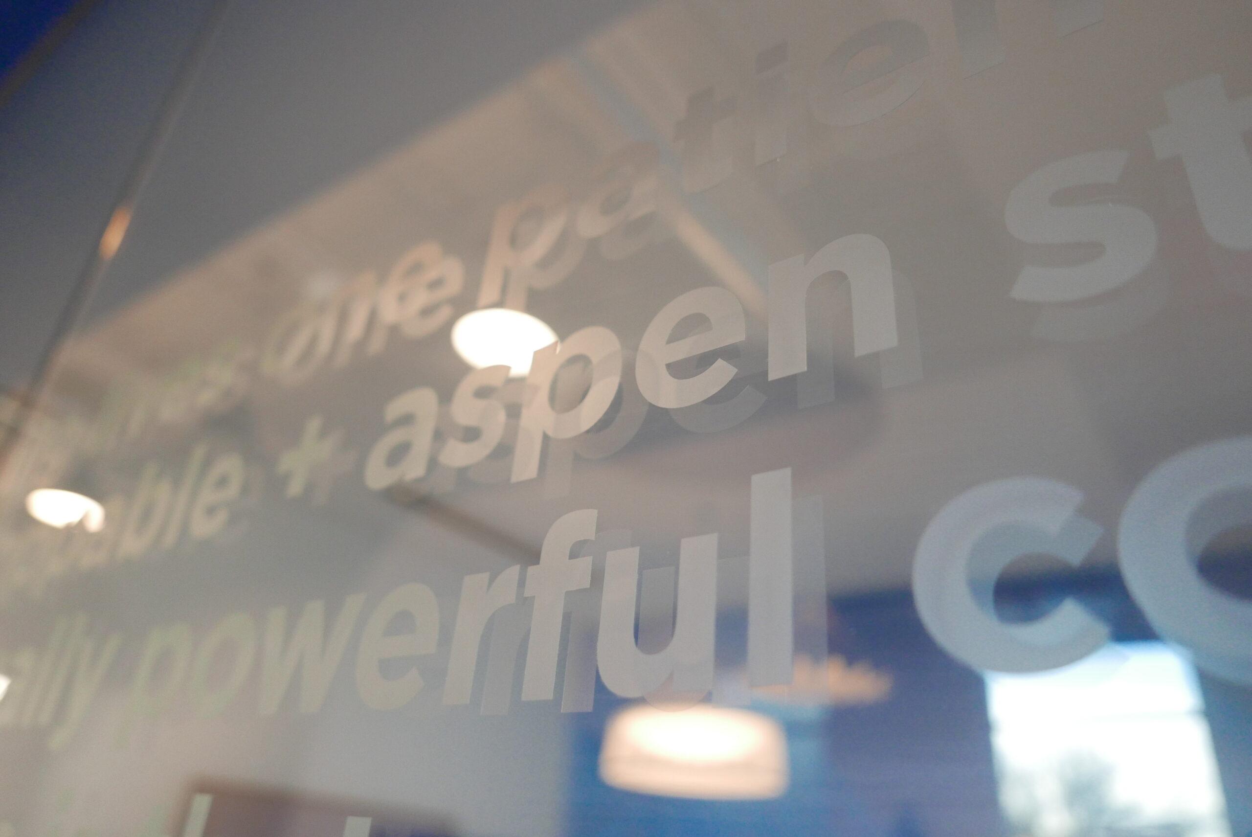 Forcade Bold Brand Culture Window Graphics