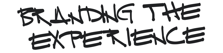 Branding the experience