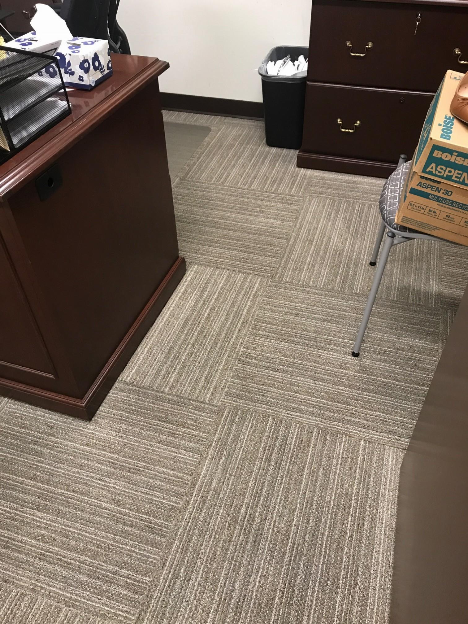 Carpet tiles 4