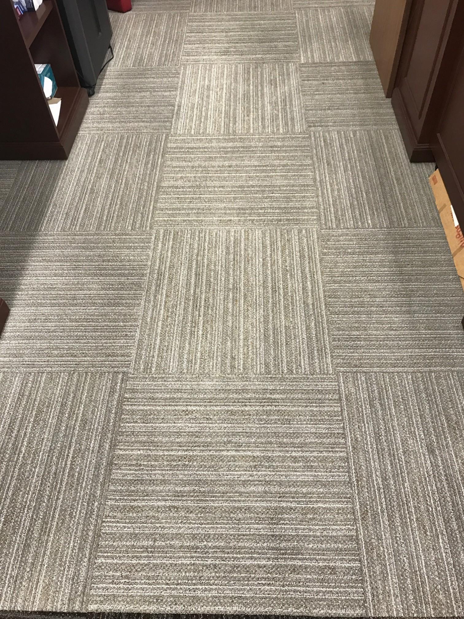 Carpet tiles 2