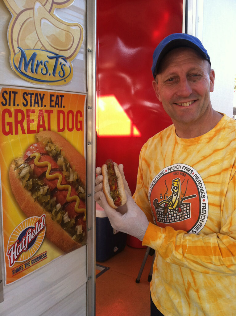 What a Hot Dog! Smaller