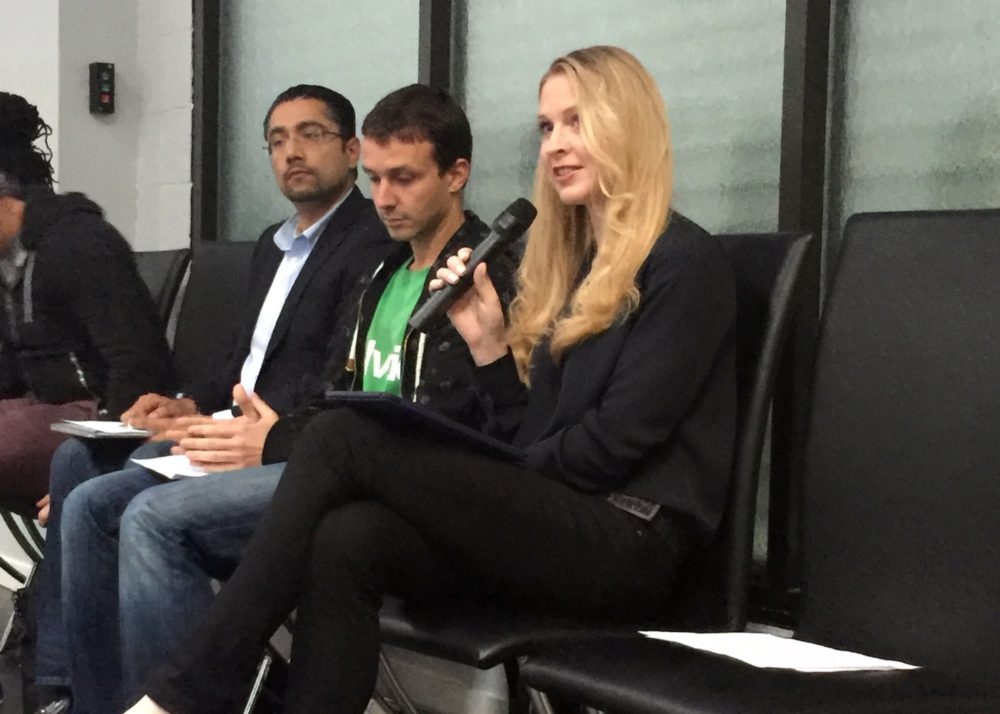Panelist & Judge: STRV Startup Pitch Competition