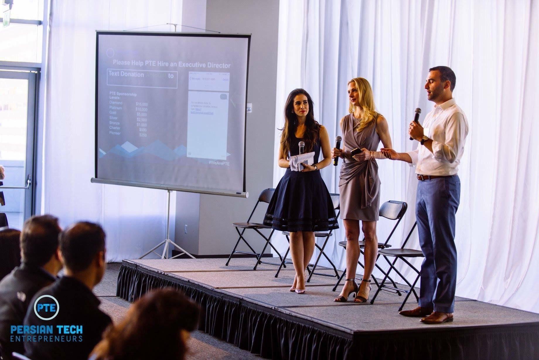Persian Tech Entrepreneurs