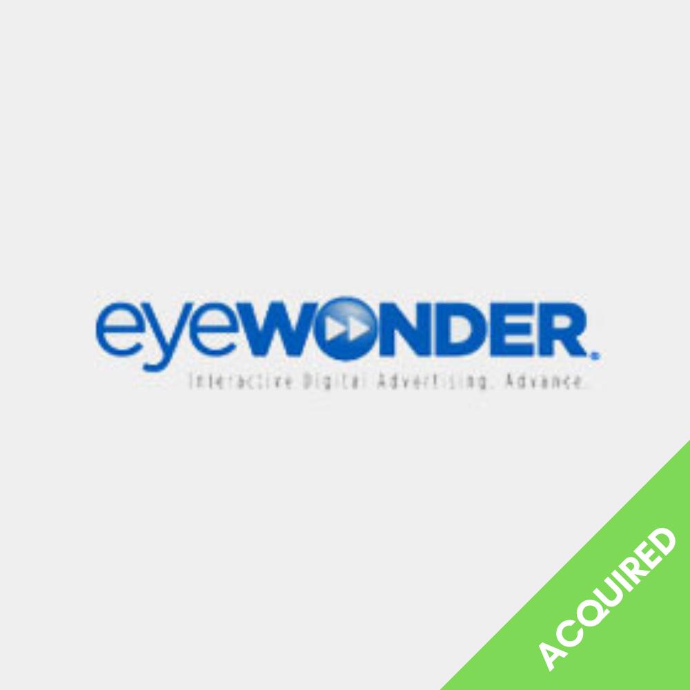 Investor: Eyewonder