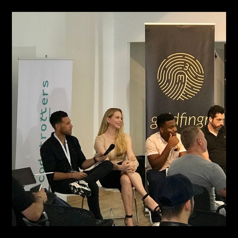Panelist & Judge: Disrupt Week Puerto Rico Pitch Competition
