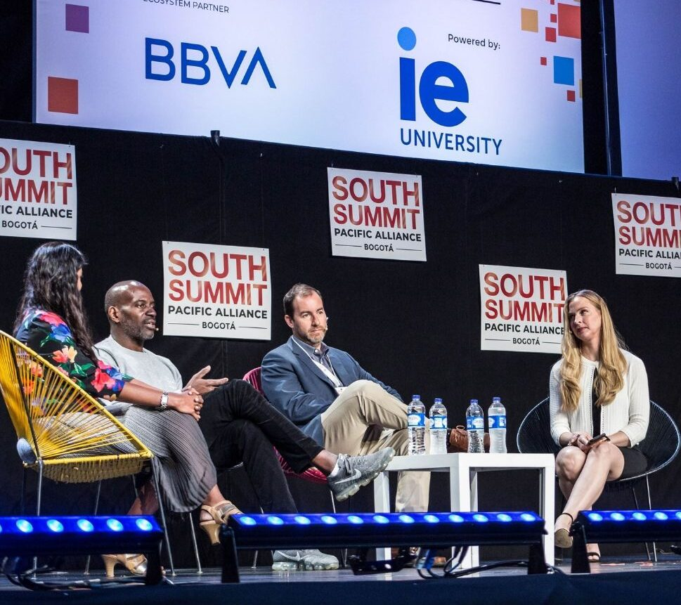Panel: Investing in LATAM, South Summit, Bogotá, Colombia