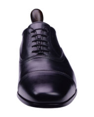 Antonio Maurizi Black Color Lace Up Oxford shoes  -3