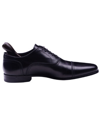 Antonio Maurizi Black Color Lace Up Oxford shoes