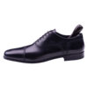Antonio Maurizi Black Color Lace Up Oxford shoes -1