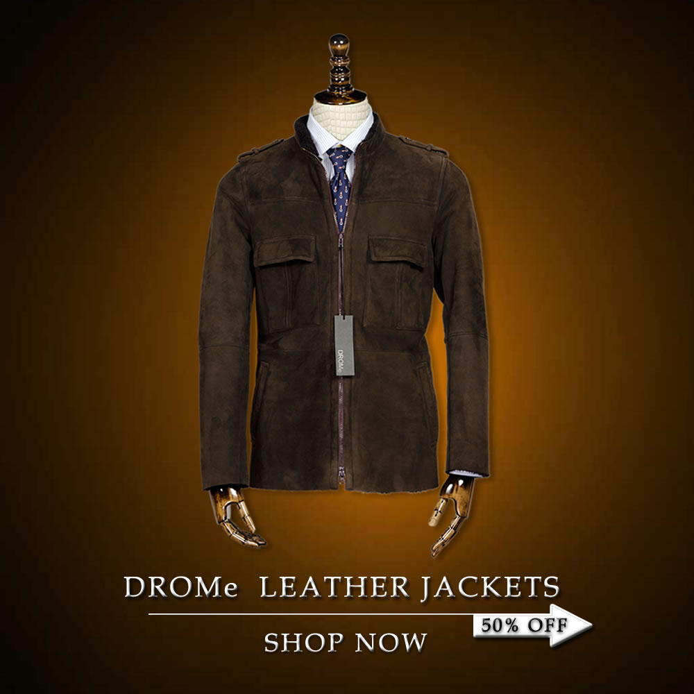 DESIGNER DROMe JACKET SALE IN VANCOUVER
