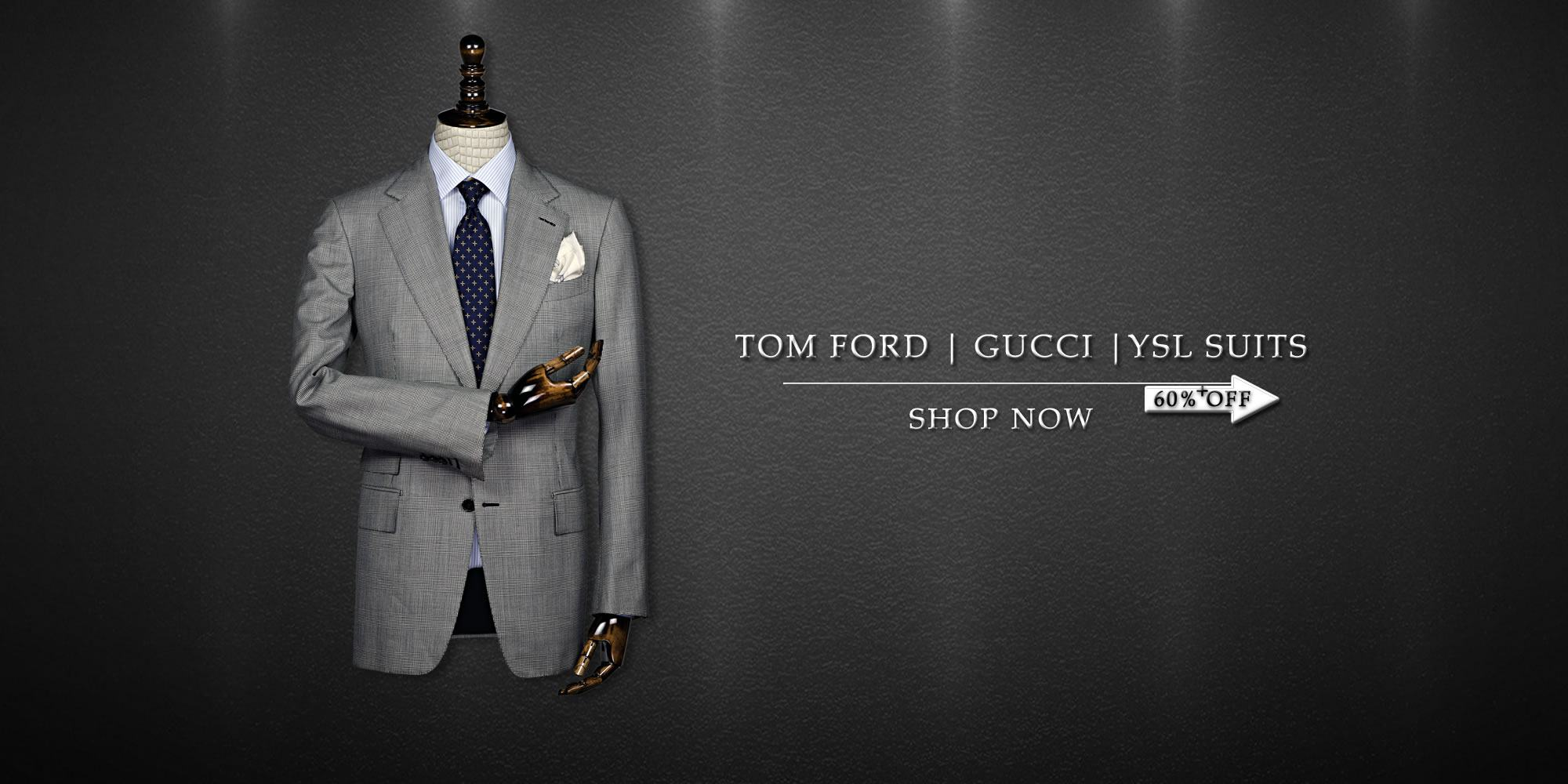 GUCCI TOM FORD YSL SUITS SALE IN VANCOUVER BC