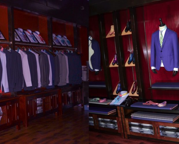 Fashion Hub Launches Ferrucio Milanesi Quality Neapolitan Tailoring Location In Vancouver