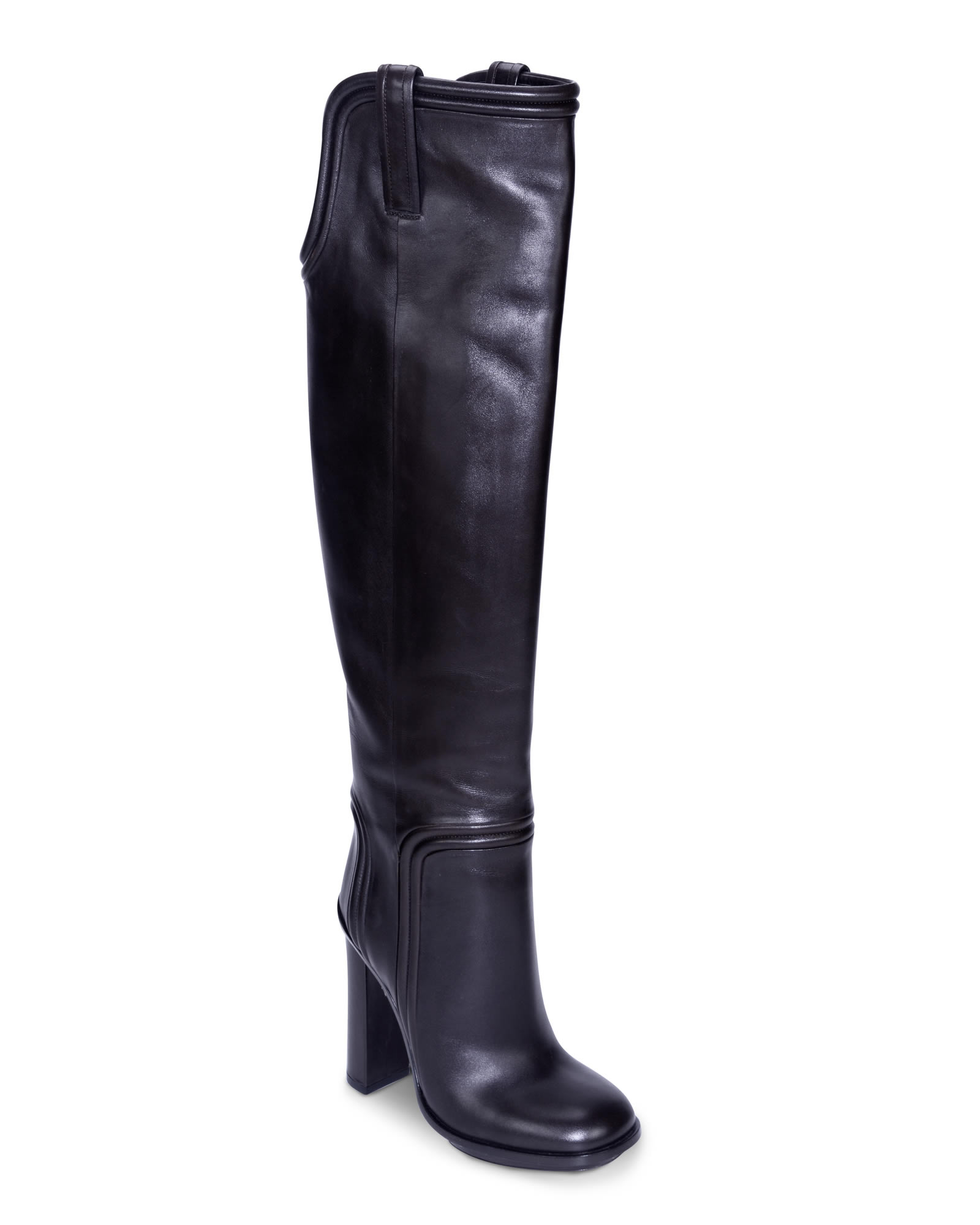 Gucci Signature Brown Leather women's Boots