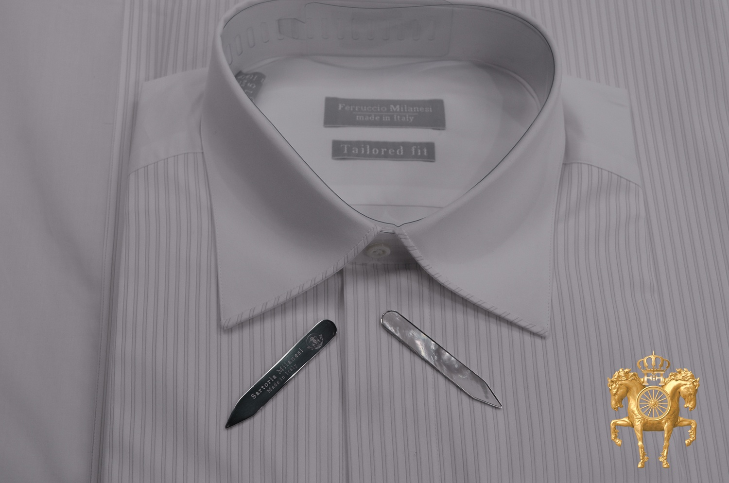 Ferruccio Milanesi Shirt collar stays