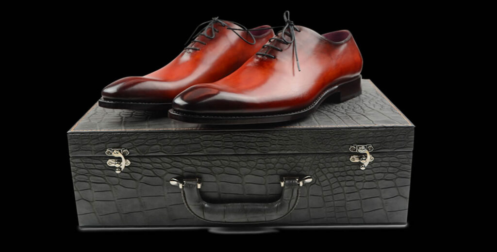 Ferruccio Milanesi handmade, Goodyear welted shoes in Vancouver