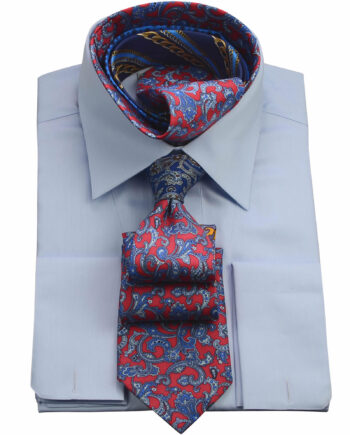 Handcrafted One of a Kind Masterpiece Paisley Tie
