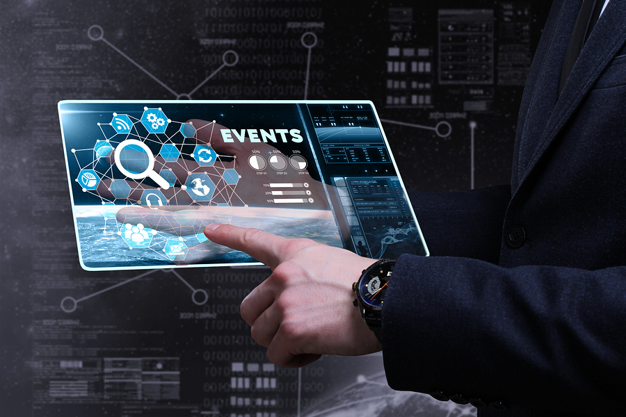 event forecast - the future of events is bright