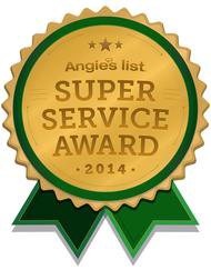 Angie's List Super Service Award for Cat Boarding