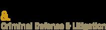 Andrian, Gallenson & Gaskell Criminal Defense & Litigation Logo