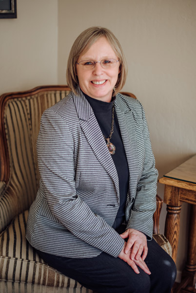 Picture of Jane Gaskell an attorney