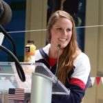 I got to work with gold medalist Missy Franklin on a Minute Maid commercial in Spring 16. She is lovely, smart, humble and a fabulous representative of the USA.