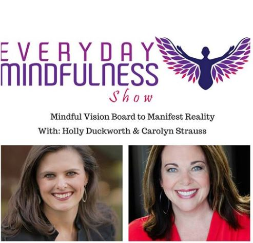 Mindfulness/ Vision Boards and a good cup of coffee