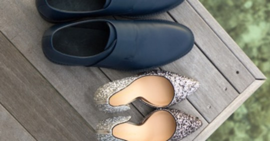 Dating Advice from Carolyn… It's All About the Shoes?