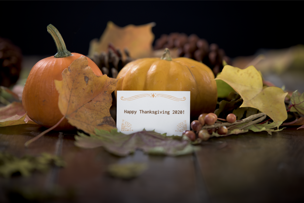 A poem to Thanksgiving 2020 – Still so much to be grateful for!
