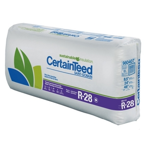 r28 certainteed insulation delivery