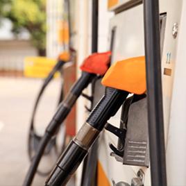Adelantos para combustible