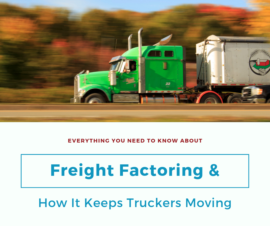 Freight Factoring has benefits to owner-operators and other trucking companies.