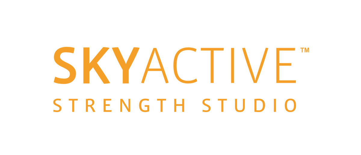 SkyActive Strength Studio logo