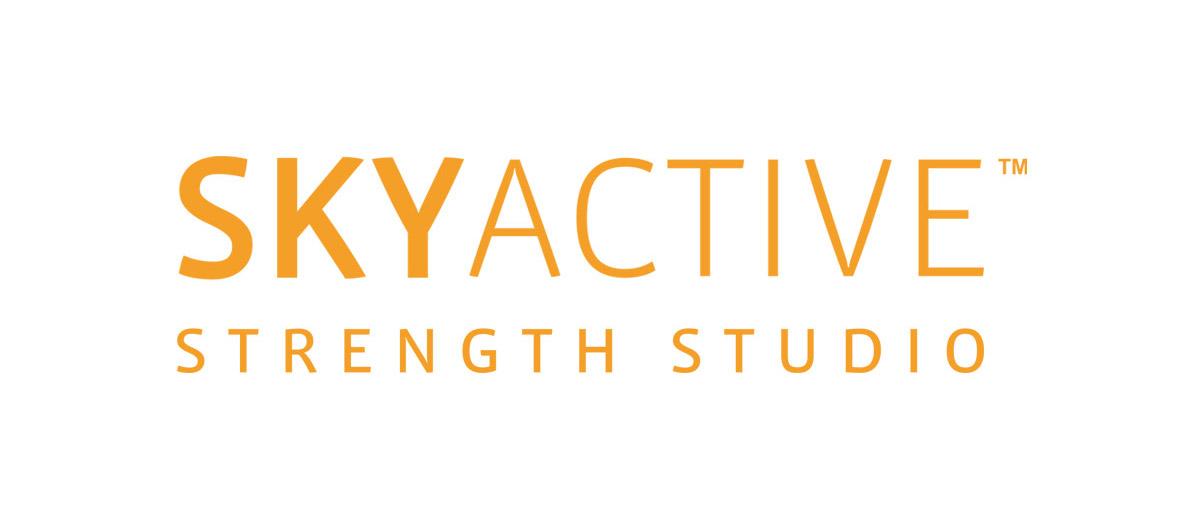SkyActive Strength Studio logo
