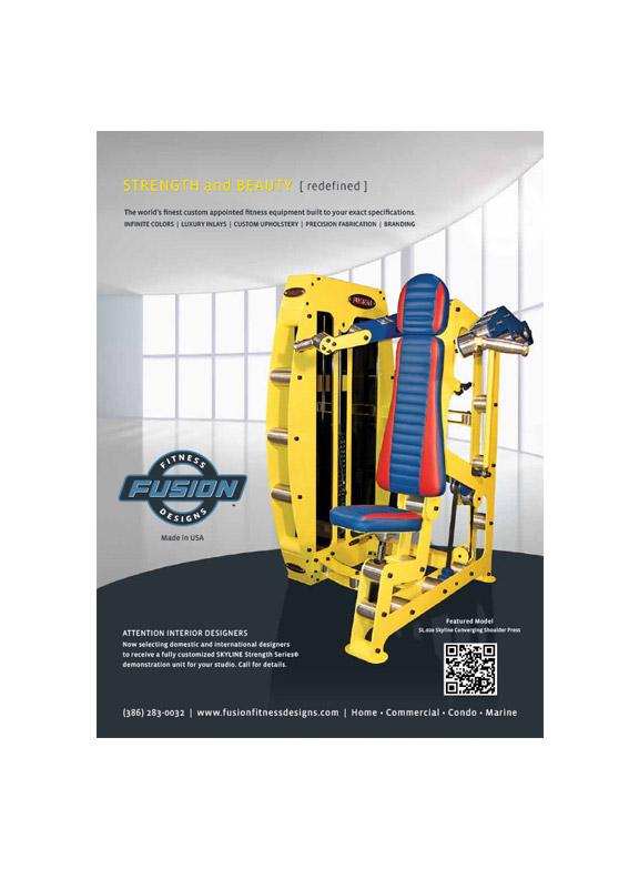 fusion fitness ad