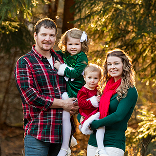 family photography near Port Allegany, Coudersport, and Bradford, PA