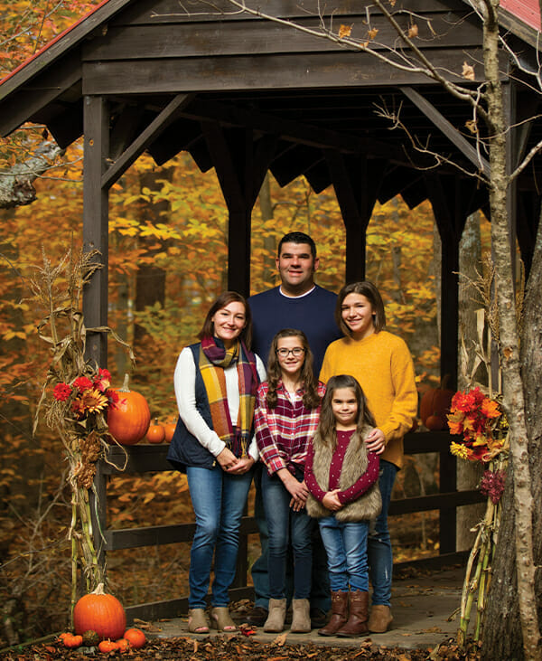 Family Photography in North Central Pennsylvania