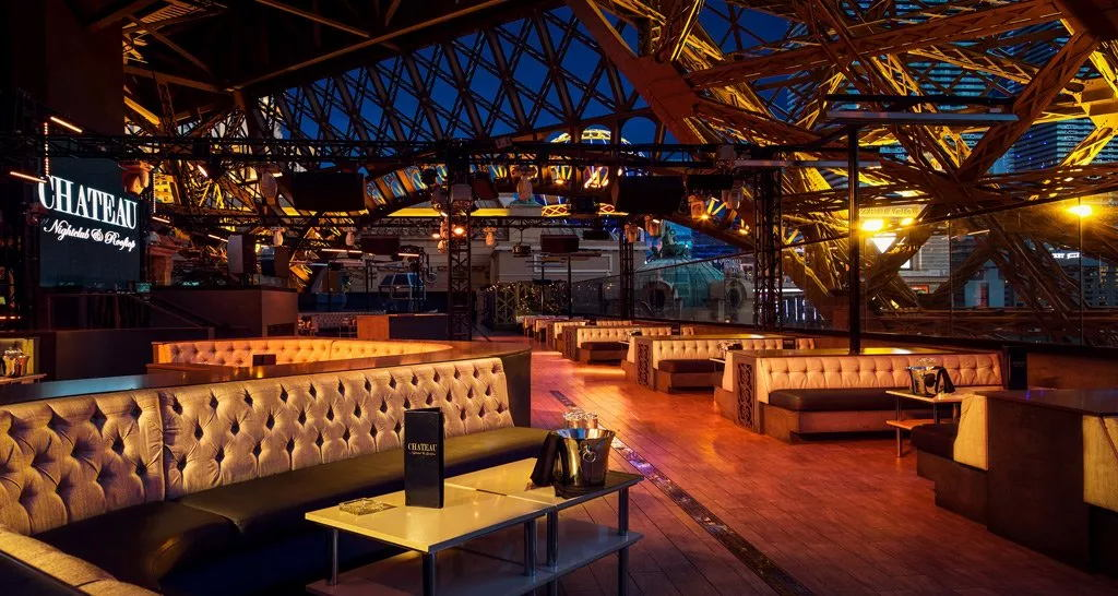 Chateau Nightclub - Las Vegas Rooftop